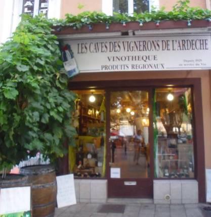La Vinothèque du Quai (wine retail dealer)