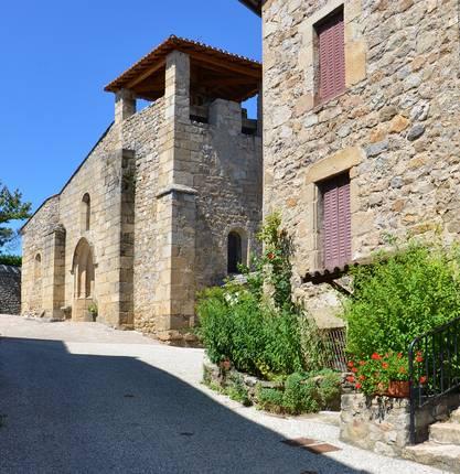 Boucieu-le-Roi , Dorf mit Charakter