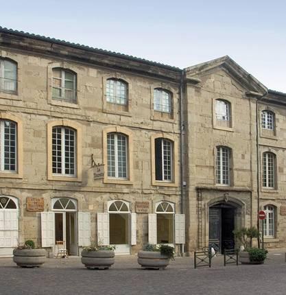 Mansion of  Marquis de la Tourette