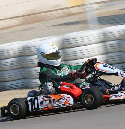 Karting La Roche de Glun - 1250m and 650m circuits