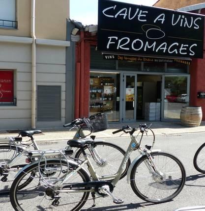 Des Terrasses du Rhône au Sommelier