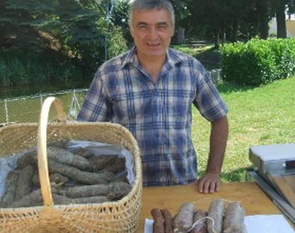 Delicatessen from the Farm of Champ des Grames