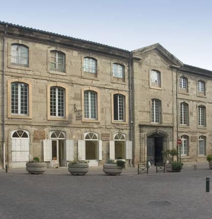 """Exhibition hall """"La Tourette"""""""