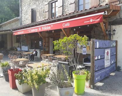 L'Auberge de Saint-Félicien