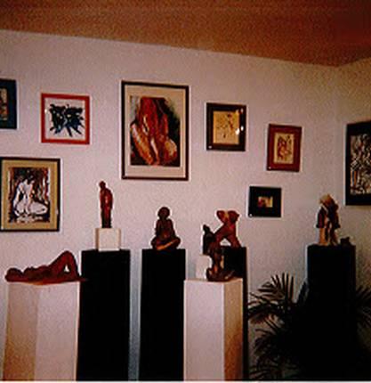 Sculpture - Modelage - Peinture