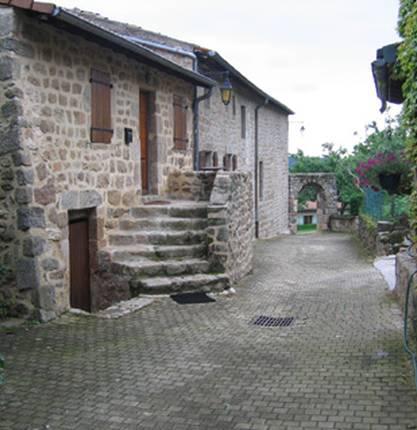 Village of Vaudevant