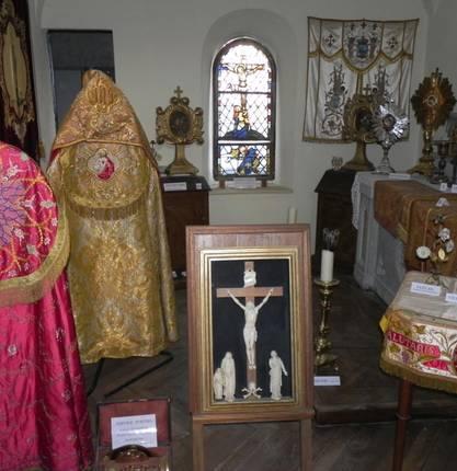 Eglise et musée d'art sacré