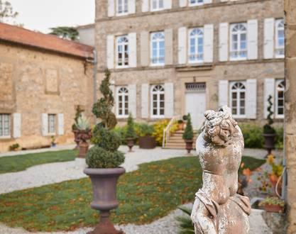 Château Chavagnac - gîte la Source