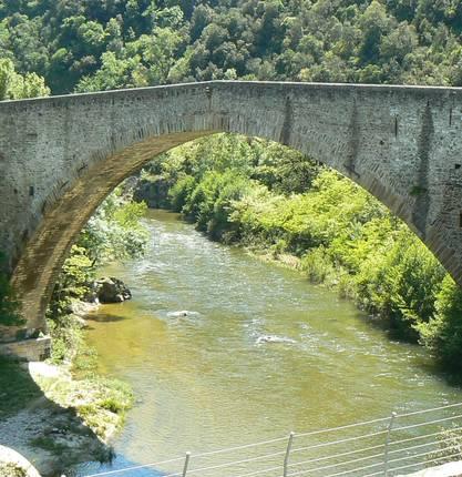 "Hiking trail ""Le Grand Pont"""