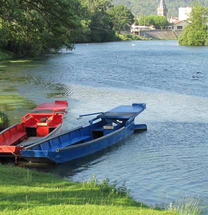 Circuit VAE : Le fleuve roi