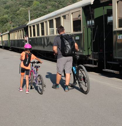 E bike Tour : La Dolce Via